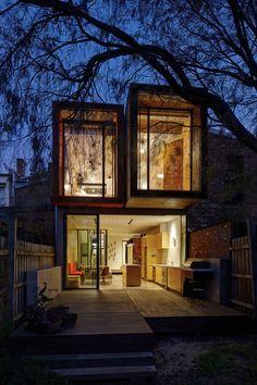 Moor Street by Andrew Maynard Architects