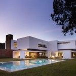 House in La Moraleja by Dahl Architects + GHG Architects 01