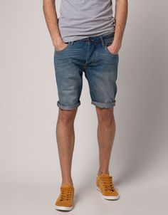 shoes and shorts for men!