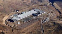 Tesla Flips the Switch on the Gigafactory - Bloomberg