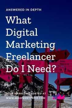 I'm going to break down every type of marketing freelancer and tell you what they can actually do for you! Seo Specialist, What Type, Dont Understand, Confused, Digital Marketing, Web Design, Designers, Told You So, Content