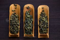 How to Read a Tieguanyin Tea Leaf? Tea Varieties, Leaves