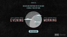 Genesis 1:31 (NRSV) - Biblia.com