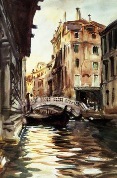John Singer Sargent's Watercolor Palette - Bing Images