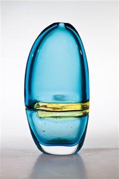 Vase Incalmo by Alfredo Barbini