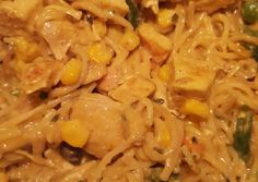 Chicken Spaghetti Bake Recipe -  Very Delicious. You must try this recipe!
