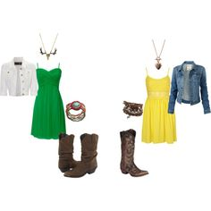 Country, created by redneckredhead on Polyvore