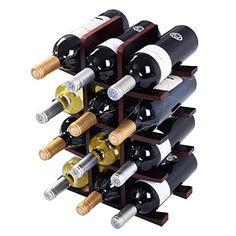12 Bottle Wood Wine Rack Bottle Holder Storage Bar Kitche... https://www.amazon.com/dp/B01M1620XZ/ref=cm_sw_r_pi_dp_x_z5QCyb97RGCBY