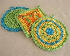 Bilderesultat for New Free Crochet Pot Holder Patterns