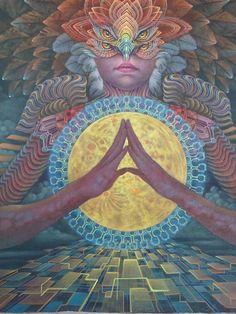 HΞΔling Δrts / PsychΣdelia / Ξsoτerism / Sacred Geometry <3