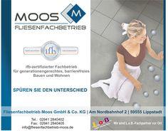 Fliesenfachbetrieb Moos GmbH & Co. KG