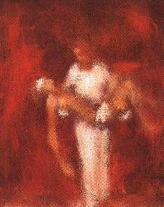 Ladislav Zaborsky - Najvacsi milosrdny Samaritan    Kristus zachranuje z pekelnych plamenov. Ale clovek este nevidi svojho zachrancu.