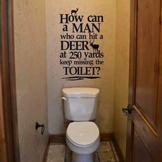Haha - talk about some good wall art