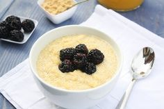 Breakfast Quinoa is a healthy breakfast made with quinoa, milk and fresh berries. Delicious, healthy and quick!