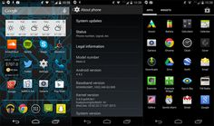 Motorola Moto G: Android 4.4.2 se muestra, sin GEL, en algunos screenshots - LuisAndradeHD.com