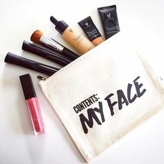 """Ready to wake up and makeup!Finish this sentence """"I can't leave the house without applying..."""" : @the_foodie_beauty"""