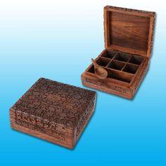 Spice Box-Kelsey's Diwali gift to Kadam