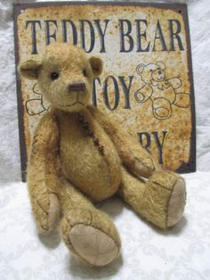 LENARD by Selwyn Bears