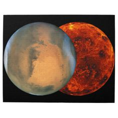 Men are from Mars - Women are from Venus Jigsaw Puzzles