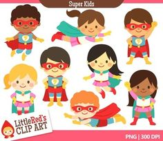 free superhero clipart super heros printables pinterest party rh pinterest com superhero clipart free superhero clipart images