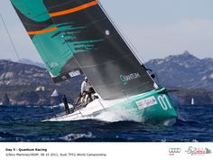 The Transpac 52 type racing yachts utilise special battens transmitting electrical signals about the sail shape. In cafe-sailing this might be implemented with an inboard computer system that helps more in-experienced clients with sail tuning.