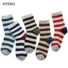 efero 1pair Brand Winter Thick Warm Socks Men Cotton Striped Socks Calcetines Hombre… #BlackFriday is coming early #BestPrice #CyberMonday