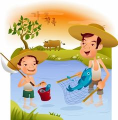 MAESTROS Y MAESTRAS EFICIENTES: La escuela: ¿entrega cañas de pescar o pescados?