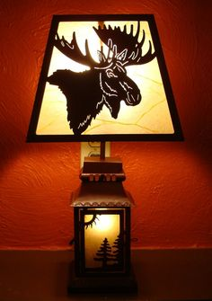 Moose lamp I want this for my NEACURH Collection!!!! #NEACURH #MooseLove