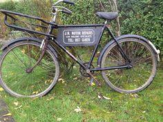 Grundle Pashley Predecessor Work Bike Butchers Bakers Bike Vintage