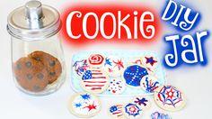 DIY American Girl Doll Cookie Jar