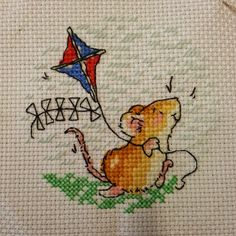 Pull The Other Thread: Margaret Sherry Mouse Card Kit