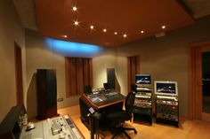Forward Studios - FM Design - Recording Studio Design