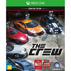 Game The Crew: Signature Edition - XBOX ONE