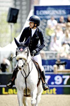 #Equestrian #Sport #White #Horse #Equine