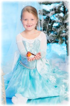 Always dreamed of being a princess? Why not fulfill those dreams and be that princess you've always wanted to be! At Jason Walker Photography Studio that can be made possible with out Disney Frozen ice princess portrait experience!