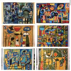 Abstract Art, Cards, Paintings, Map, Playing Cards, Maps