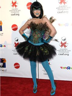 Tori Spelling -  Celebrity Halloween Costumes