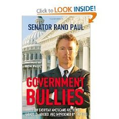 52 best hannity book list images on pinterest reading lists book the nook book ebook of the government bullies how everyday americans are being harassed abused and imprisoned by the feds by rand paul at barnes fandeluxe Images