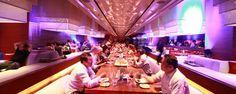 Bangkok Restaurants Fine Dining | Long Table Bangkok | Trendy Bars and Restaurants