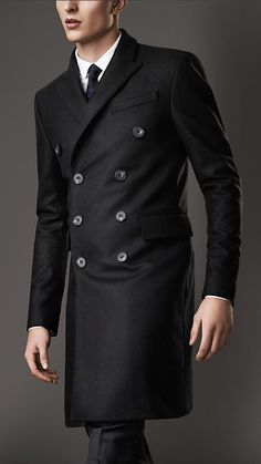 Burberry has cemented it's position with me as the premiere outerwear clothier.... Hands Down!!