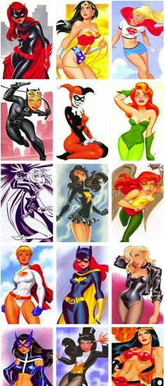 The DC Girl's.