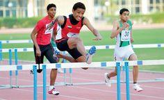 School Olympics finals begins today