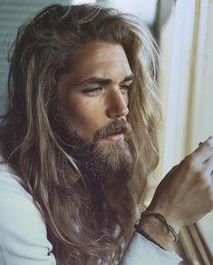 coiffures homme rentrée long messy