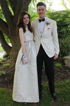 50 Readers Share Their A+ Prom Style