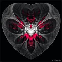 Breaking up is hard to do... by Brigitte-Fredensborg on DeviantArt I'm going to assume this a fractal.   ldcd