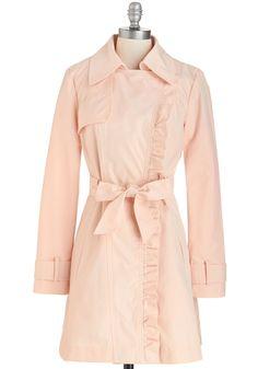 Metropolitan Miss Coat in Blush