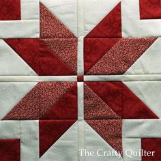 Large Nordic Star @ The Crafty Quilter