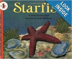 Starfish: let's read & find out: stage 1