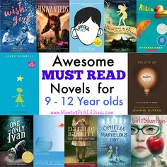 Mom to 2 Posh Lil Divas: Awesome Novels for 9-12 year olds