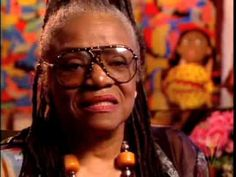 Faith Ringgold: Quilting as an Art Form  I got to see some of her work in Washington DC and LOVED IT!